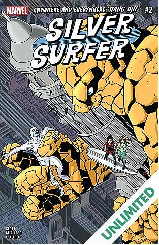 Silver Surfer (2016-) #2