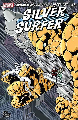 Silver Surfer (2016-2017) #2