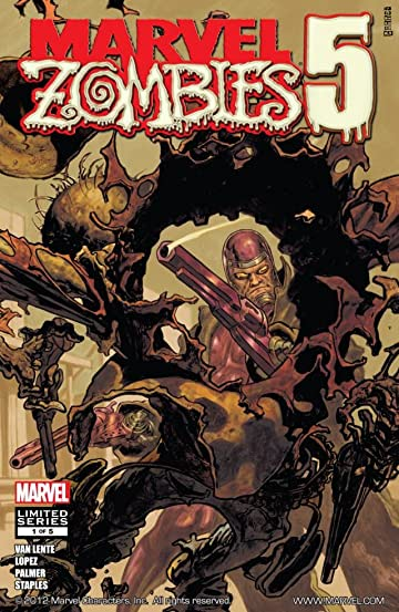 Marvel Zombies 5 #1 (of 5)