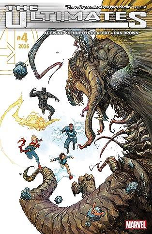 Ultimates (2015-) #4