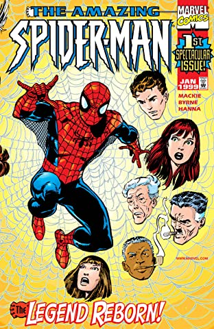 Amazing Spider-Man (1999-2013) No.1