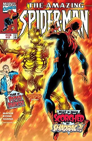 Amazing Spider-Man (1999-2013) #2