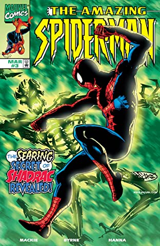 Amazing Spider-Man (1999-2013) No.3