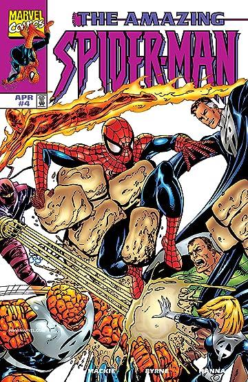 Amazing Spider-Man (1999-2013) #4