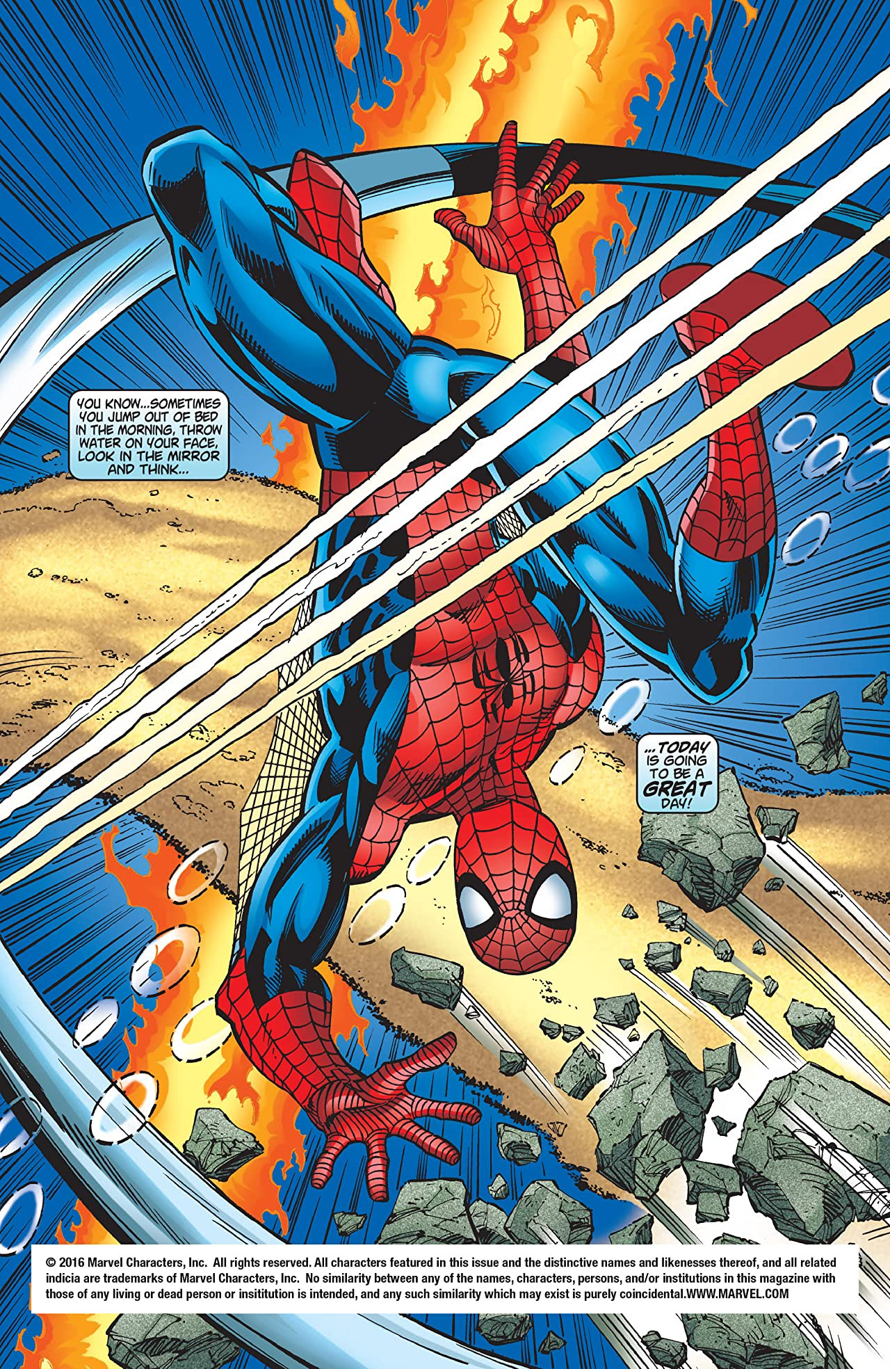 Amazing Spider-Man (1999-2013) #4