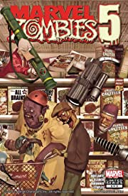 Marvel Zombies 5 #5 (of 5)