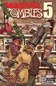 Marvel Zombies 5 #5