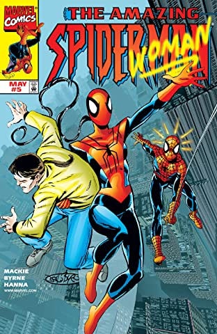 Amazing Spider-Man (1999-2013) No.5