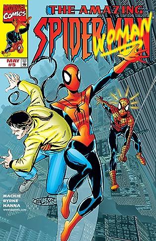 Amazing Spider-Man (1999-2013) #5