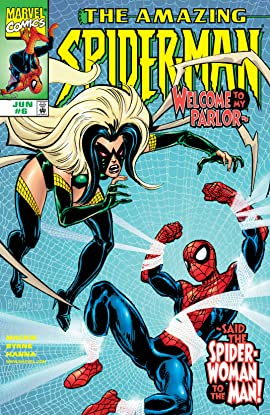 Amazing Spider-Man (1999-2013) #6
