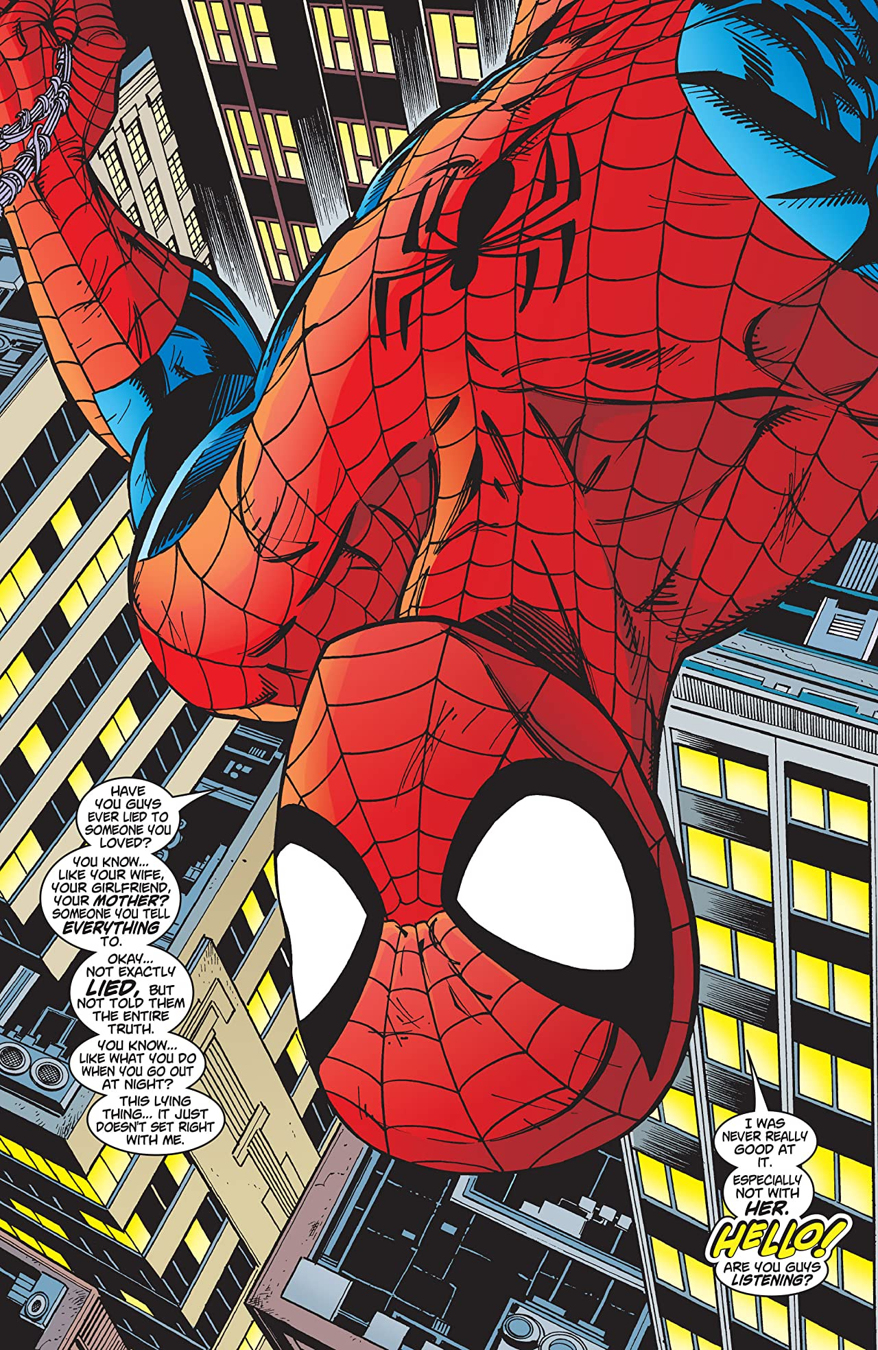 Amazing Spider-Man (1999-2013) #6