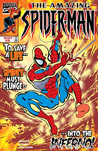 Amazing Spider-Man (1999-2013) #9