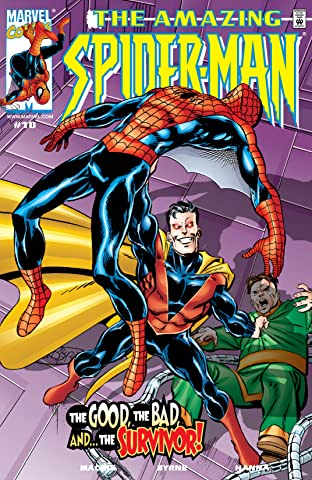 Amazing Spider-Man (1999-2013) #10