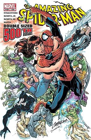 Amazing Spider-Man (1999-2013) No.500