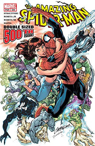 Amazing Spider-Man (1999-2013) #500