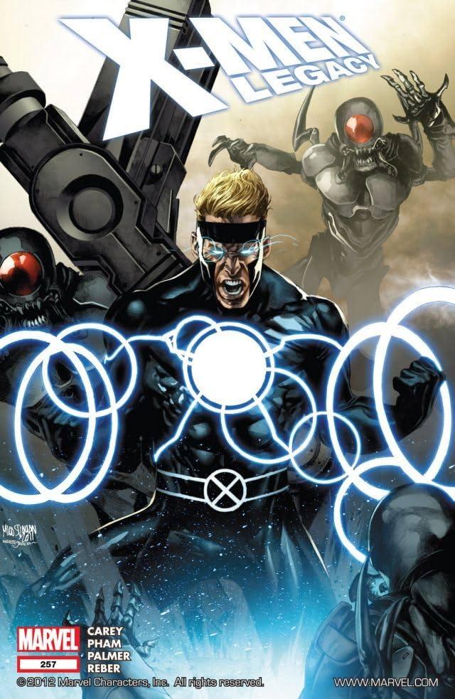 X-Men: Legacy (2008-2012) #257