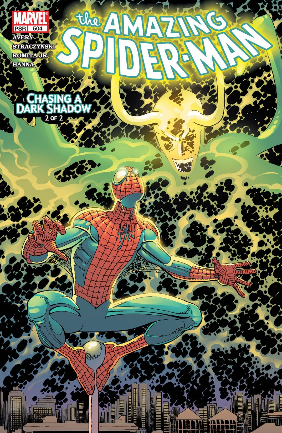 Amazing Spider-Man (1999-2013) #504