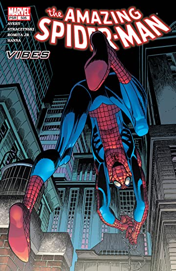 Amazing Spider-Man (1999-2013) #505