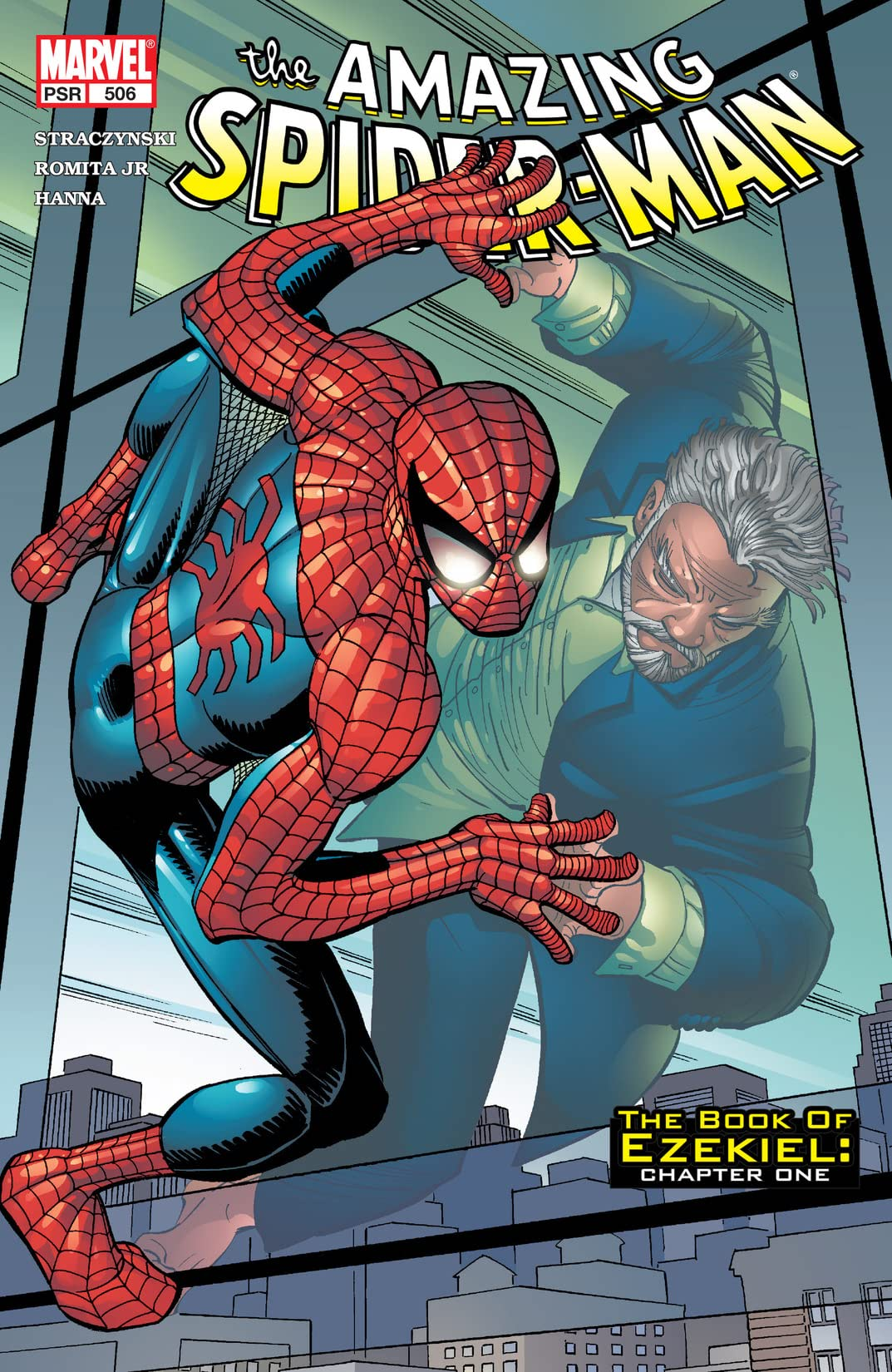 Amazing Spider-Man (1999-2013) #506