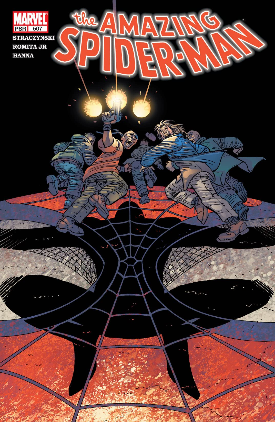 Amazing Spider-Man (1999-2013) #507