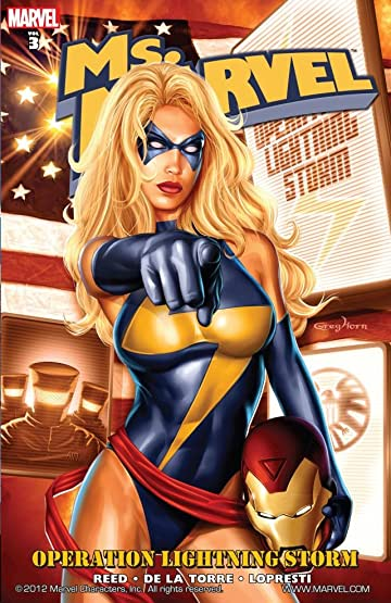 Ms Marvel Vol 3 Operation Lightning Storm