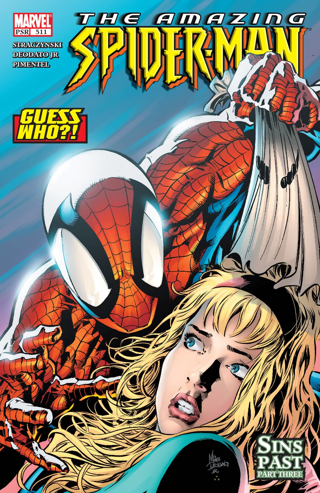 Amazing Spider-Man (1999-2013) #511