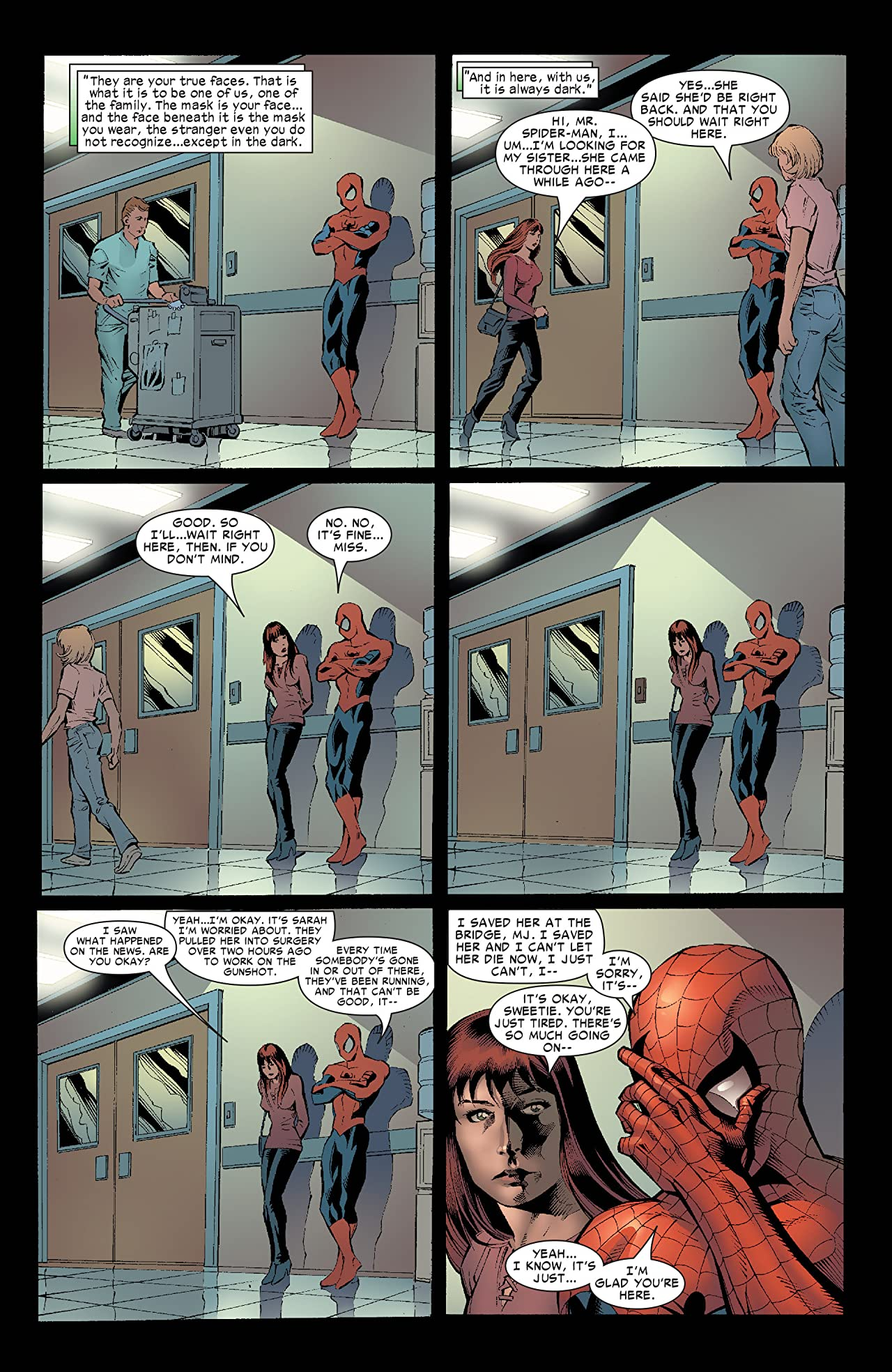 Amazing Spider-Man (1999-2013) #514