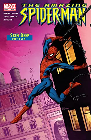Amazing Spider-Man (1999-2013) #517