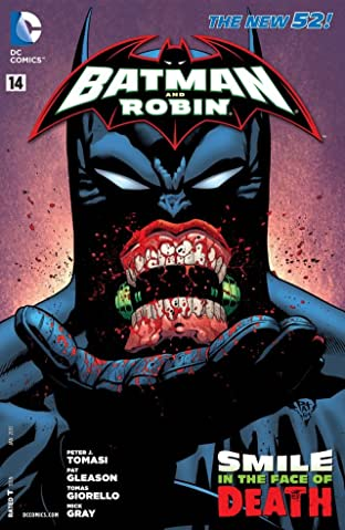 Batman and Robin (2011-2015) #14