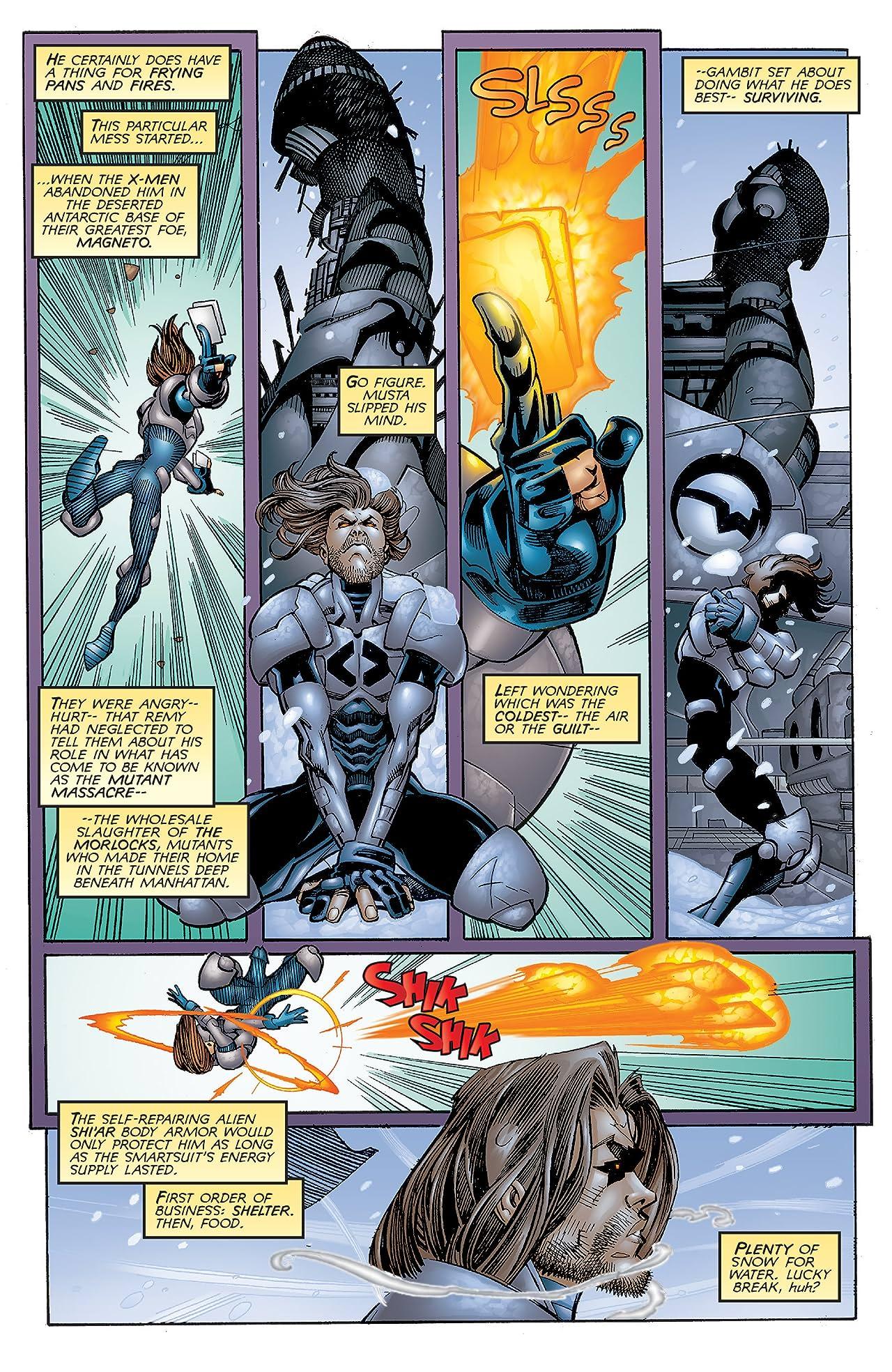 Gambit (1999-2001) #½