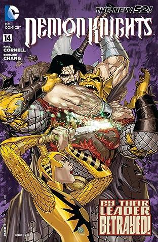 Demon Knights vol. 1 (2011-2013) SEP120206_1._SX312_QL80_TTD_