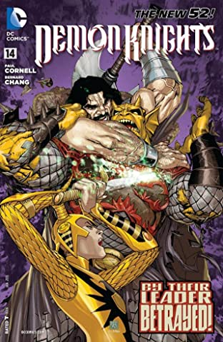 Demon Knights (2011-2013) No.14