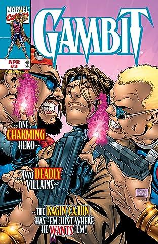 Gambit (1999-2001) No.3