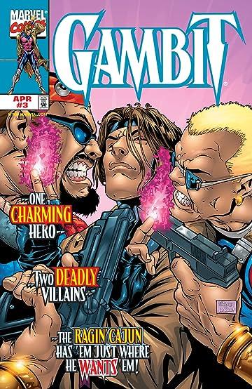 Gambit (1999-2001) #3