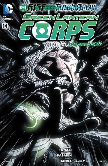 Green Lantern Corps (2011-2015) #14