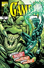 Gambit (1999-2001) #6