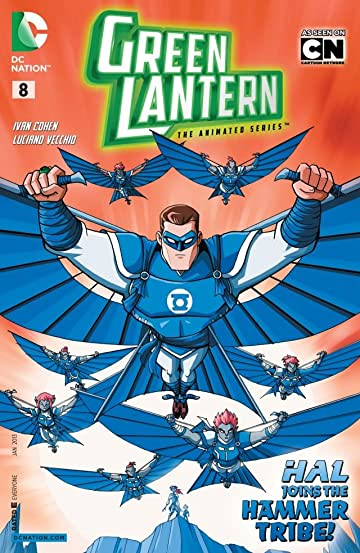 Green Lantern: The Animated Series #8