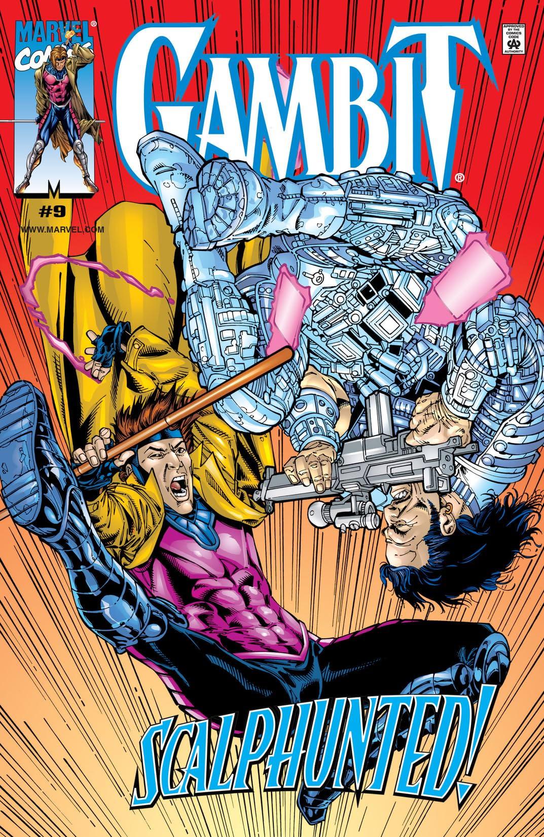 Gambit (1999-2001) #9
