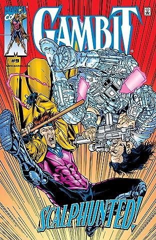 Gambit (1999-2001) No.9