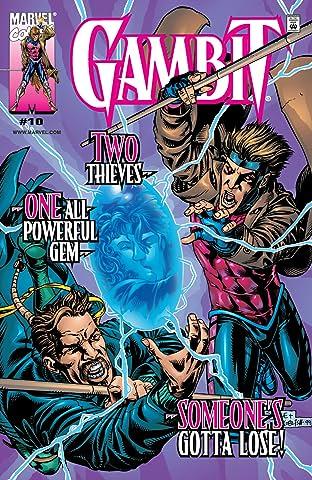 Gambit (1999-2001) No.10