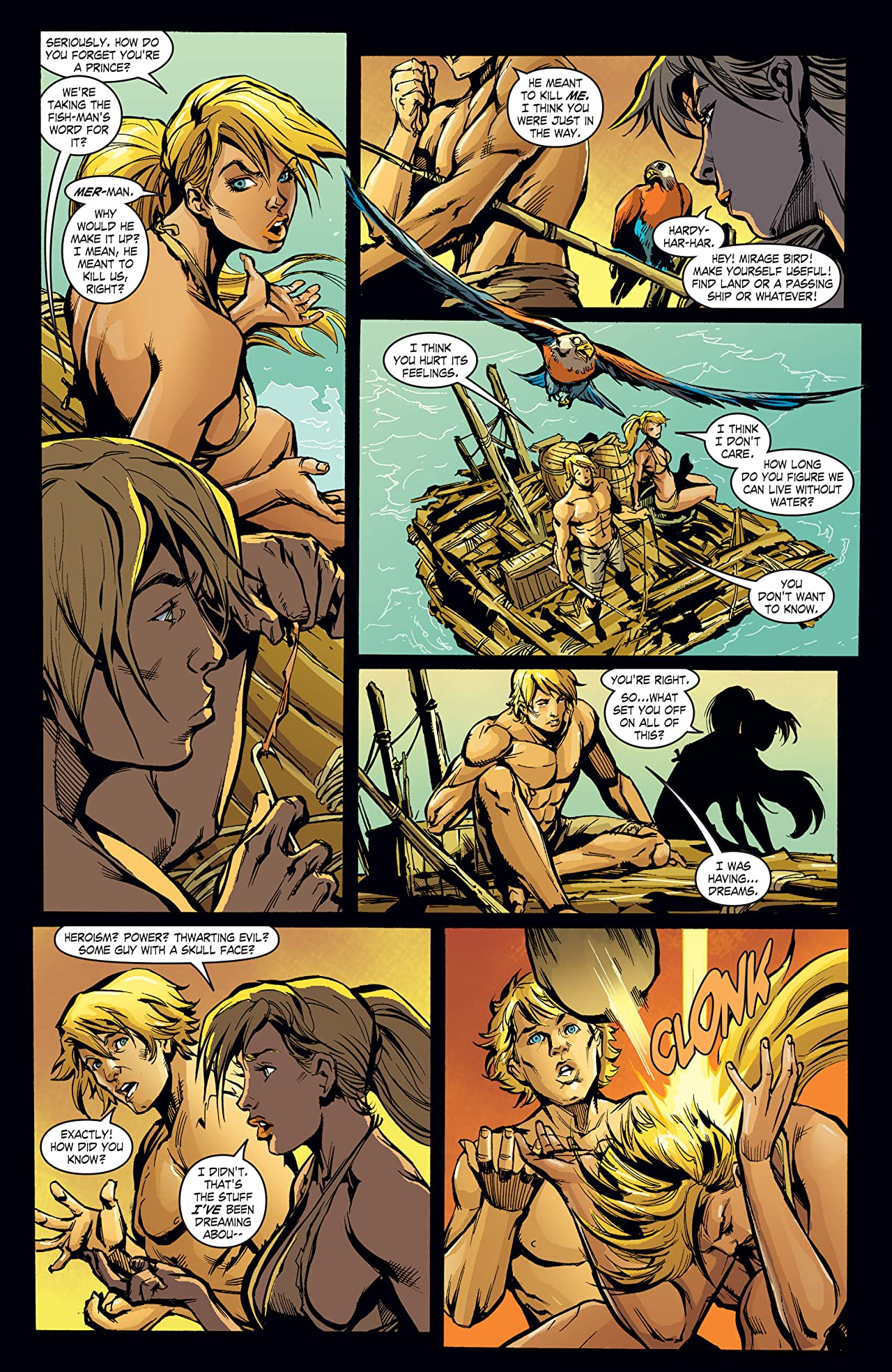 He-Man and the Masters of the Universe #4 (of 6)