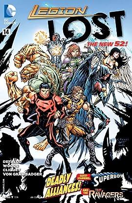 Legion Lost (2011-2013) #14