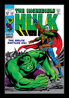 Incredible Hulk (1962-1999) #112