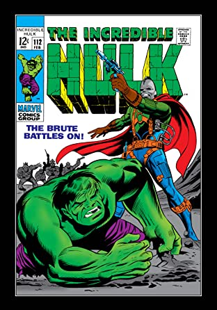 Incredible Hulk (1962-1999) No.112