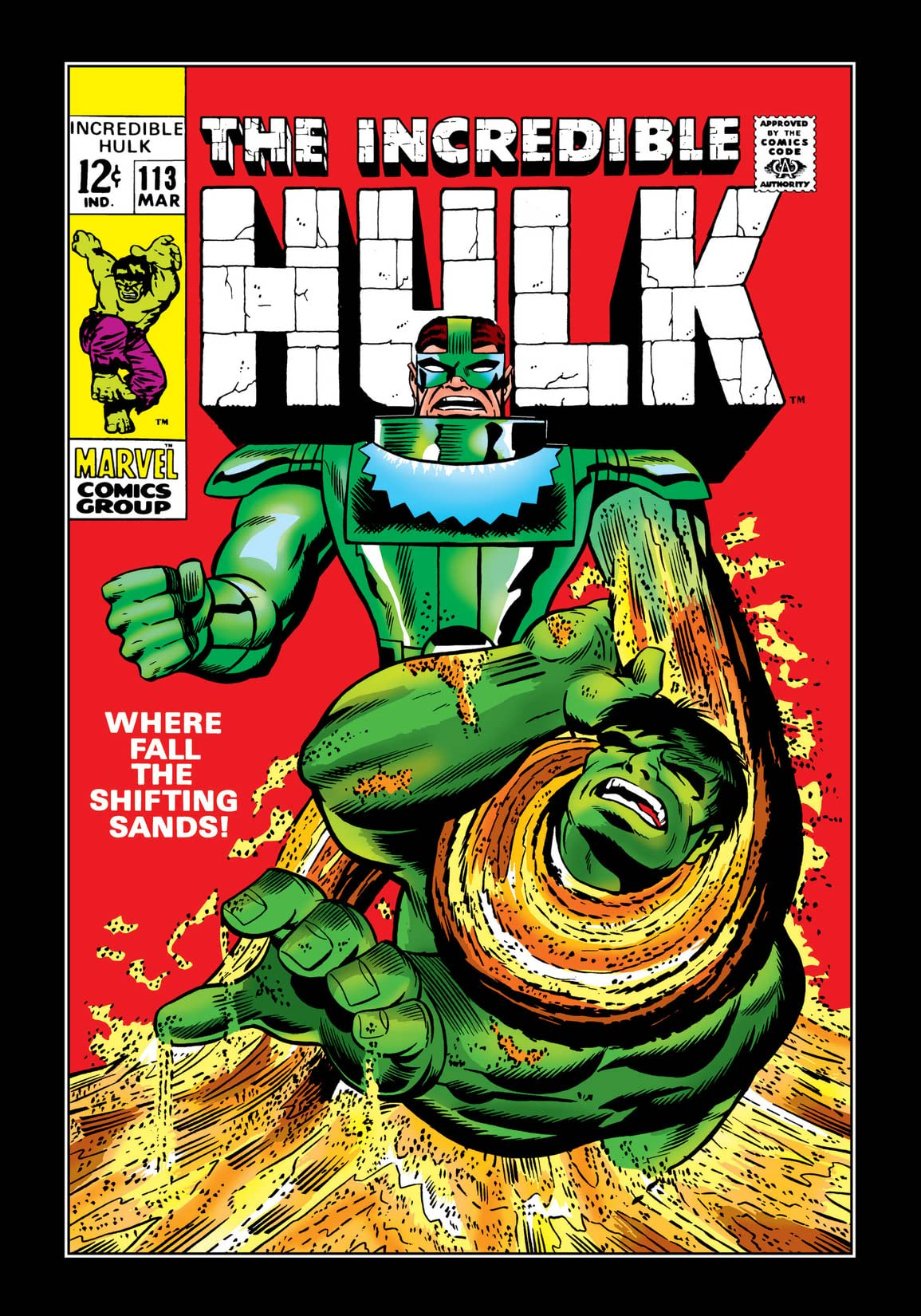 Incredible Hulk (1962-1999) #113