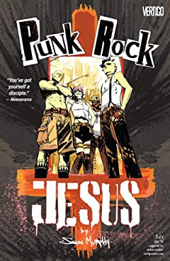 Punk Rock Jesus #5 (of 6)