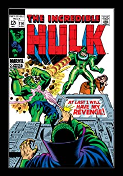Incredible Hulk (1962-1999) #114