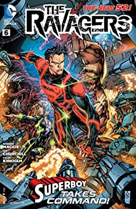 The Ravagers (2012-2013) #6