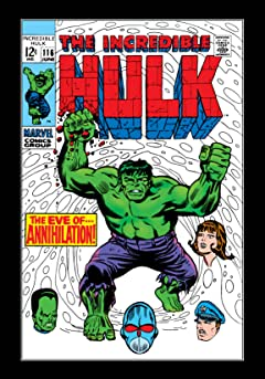 Incredible Hulk (1962-1999) #116