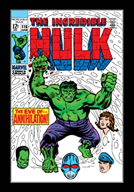 Incredible Hulk (1962-1999) #116